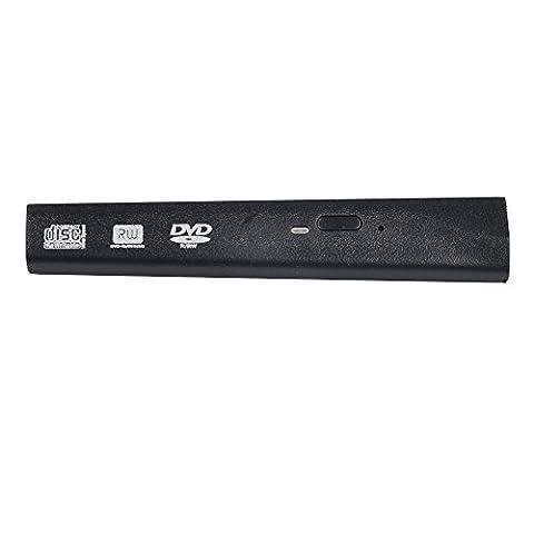 Eathtek Replacement CD-ROM DVD Drive Faceplate Bezel For Dell Inspiron 1525 1545 series (Inspiron 1545 Bezel)