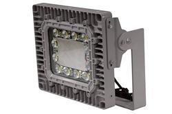 Larson Electronics 0604PPEA86S 150W Explosion Proof LED Flood Light - Surface Mount - 13,000 lm - C1D2 / C2D1 (11-25V AC/DC-125°-5600K) ()