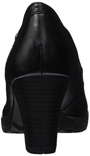 Black Femme Noir Escarpins Softline 22461 IP7Sfw
