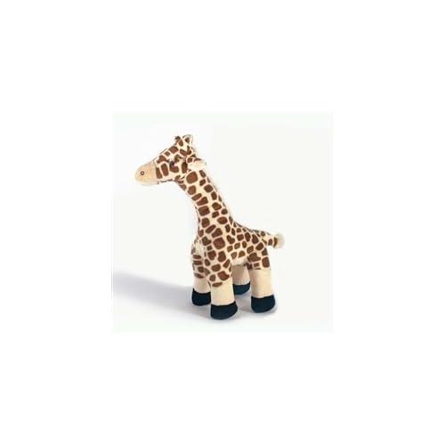 Nelly the Giraffe Dog Toy
