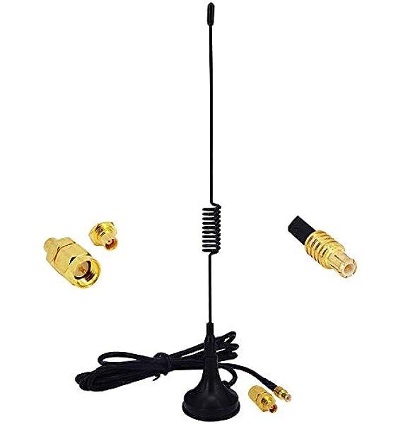 YILIANDUO 2,5 dBi 1090 MHz Antena MCX Conector recibe antena ...