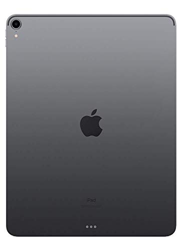 Apple iPad Pro (12.9-inch, Wi-Fi + Cellular, 512GB) - Space Gray (Renewed)
