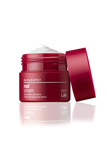 SKIN & LAB #1 Newest Korean Skin Care All In One Best Anti Aging Vitamin C Night Cream – Advanced Dermatology Stem Cell Infused with Million Damask Roses + Hyaluronic Acid. Natural Face Brightening.