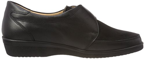 Ganter Women's Sensitiv Inge-i Loafers Black (Schwarz 01000) fVBnsbaq