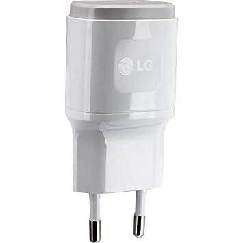 Cargador Original LG MCS-04ET 1,8 A (Sin cable) Blanco ...