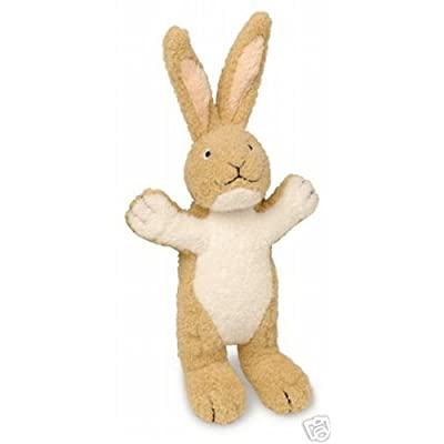 Guess How Much I Love You Nutbrown Hare 7 Plush Finger Puppet