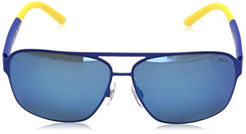 Polo Sonnenbrille (PH3105) RUBBER ROYAL BLUE