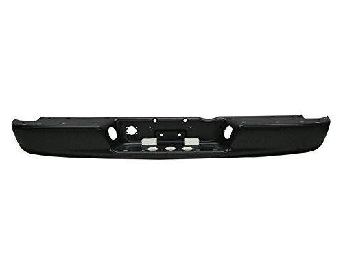 02 dodge ram 1500 black bumper - 6