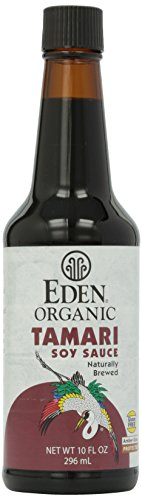 Eden, Tamari Soy Sauce, Organic 10 (Eden Organic Soy Sauce)