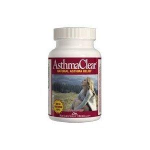 Asthma Clear w/o Ephedrin 60 Capsules