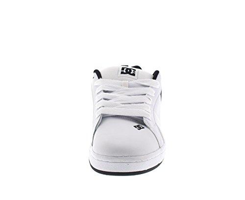 SBg9 Court Black DC Herren Wg2 Grey Sneakers Graffik White Weiß qpO61g