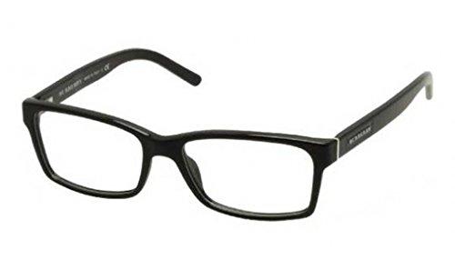 Burberry BE2108 Eyeglasses-3001 Black-54mm
