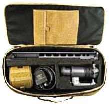 SureFire HF4A KIT02 Grip Switch Tools with Padded Storage Case by SureFire