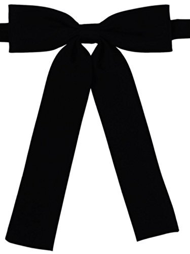 YASIDI Women's Solid Color Bow Ties - Various Colors B952 ()