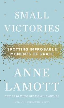 Anne Lamott: Small Victories : Spotting Improbable Moments of Grace (Hardcover); 2014 Edition (Small Victories Spotting Improbable Moments Of Grace)