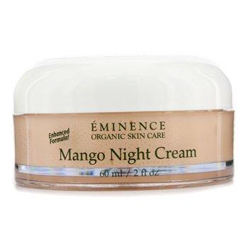 Eminence Mango Night Cream (Normal to Dry Skin) - 60ml/2oz Bling Pop Collagen Skin Gel Face Mask