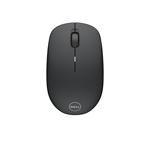 Dell Cordless Mouse - Dell Wireless Mouse WM126 - Black (NNP0G)