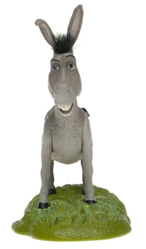 Mule Kickin Donkey Toys 90506A009-aus 1V-RG3U-SON2 Shrek 2 Action Packed Figure