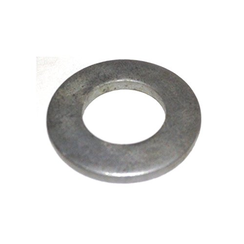 M27 Flat Washer - Galvanised Mild Steel DIN125 Pack Size : 8 Generic