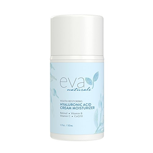 Eva Naturals Hyaluronic Acid Cream Ultimate Skin Hydration M
