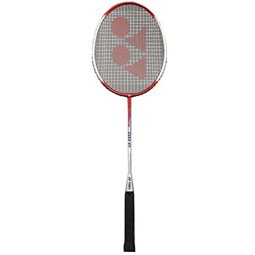 Yonex Badminton Racket High String Tension Performance Torsion Shaft with Cover (Senior, GR-BETA) 2 Pcs