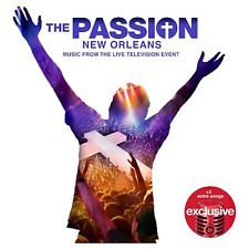 The Passion New Orleans Music From the Live Television Event – EXCLUSIVE + 2 extra songs