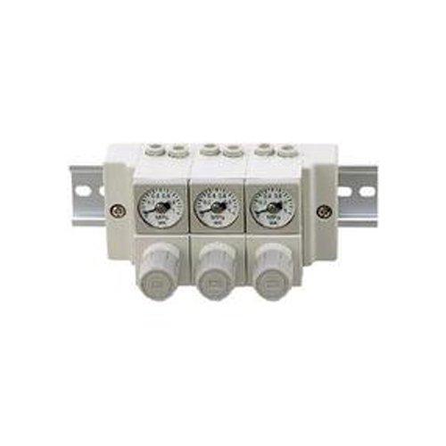 SMC ARM11BB2-408-AZ Manifold Regulator, IndividuSupply, Small