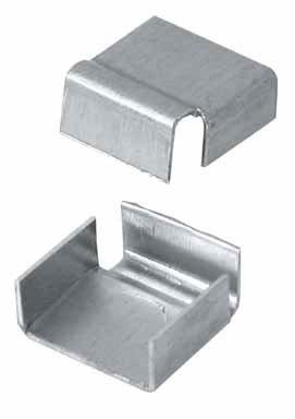 NATIONAL SPECTRUM BRANDS HHI PL 14310 Mill Bar Clip, 5/8