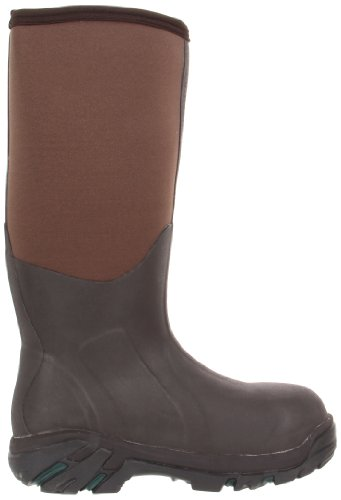 Muck Boot Artic Pro Bark Waterproof Flexible Rubber Hunting Boots Brown M5/W6 US