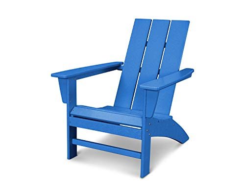 ern Adirondack Chair, Pacific Blue ()