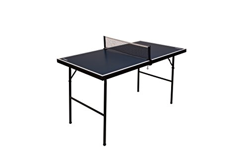 JOOLA Connect Mini Magnetic Multi-Configuration Table Tennis Table – Great for Small Spaces and Apartments Multi-Use Free Standing Table – Compact and Easy Storage Great for Children and Adults – No Assembly Required