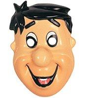 Rubie's Costume Co Fred Flintstone Pac Mask - Flintstone Mask