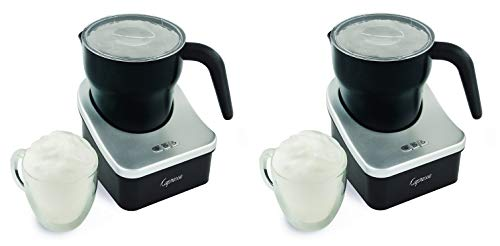 Capresso 202.04 frothPRO Automatic Milk Frother and Hot Chocolate Maker (Pack of 2) by Capresso (Image #2)