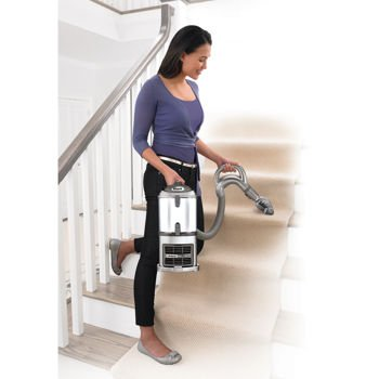 Shark Navigator Lift-Away Deluxe Upright Vacuum with Extended Reach Renewed