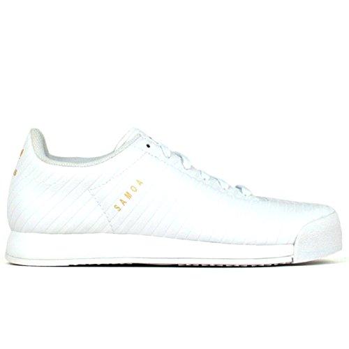 Adidas Mens Samoa Più D69840 Bianco