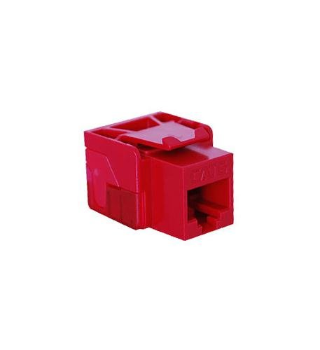 IC1078L6RD - Cat6 Jck RED