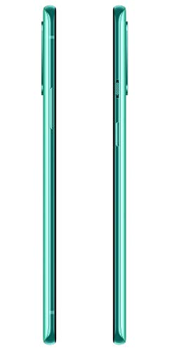 """OnePlus 8T Smartphone 6.55 """"120 Hz FHD + Display Fluido, 12 GB di RAM + 256 GB di Spazio di Archiviazione, Quad camera, 65 W Warp Charge, Dual SIM, 5G, Aquamarine Green 5"""