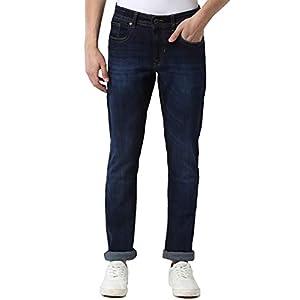 Peter England Men's Chino Slim Jeans