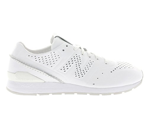 Chaussures New Leather Blanc Real 996 MRL996DT Weiß Balance IUwPrxqw