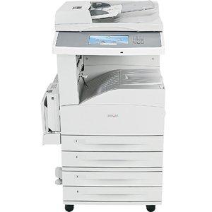 Lexmark X862dte 4 - Multifunction ( fax / copier / prin