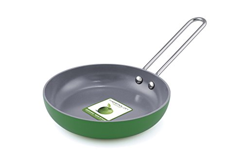 GreenPan One Egg Wonder Ceramic Non-Stick Fry Pan (Small Frying Pan For Eggs compare prices)