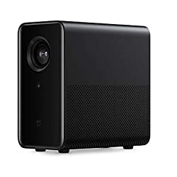 Wg Xiaomi Mijia Projector Dlp Home Theater Projector Led Projector 800 Lm Android6 0 Support 4k 120 Inch Screen 1080p 1920x1080