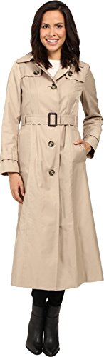 London Fog Womens Hooded Breasted product image