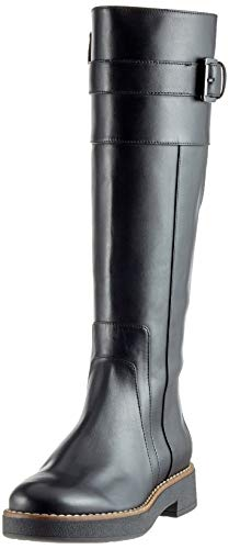 A Donna Geox C9999 Alti Nero Stivali Adrya D black XSErxqERw