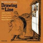 Drawing The Line  TCJ Library Vol. 4  COMICS JOURNAL LIBRARY Band 4