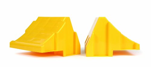 Camco 44401 Leveling Block Wheel Chock - Pack of 2