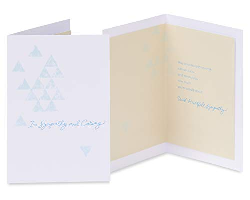 American Greetings Premium Sympathy Greeting Card Collection, 8-Count Photo #9