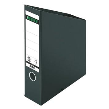 Stehsammler design  Leitz 24230095 Stehsammler, A4, Hartpappe, schwarz: Amazon.de ...