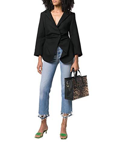 E Dolce Shopping Marrone Gabbana Borsa Donna Bb6674ak100ha93m Cotone 8qdqvr