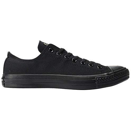 Converse Nero Chuck Ox Star Sneakers black Mono All Unisex Taylor Adulto FnqI8FErPw